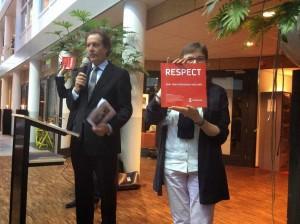 Respect Rob van Gijzel